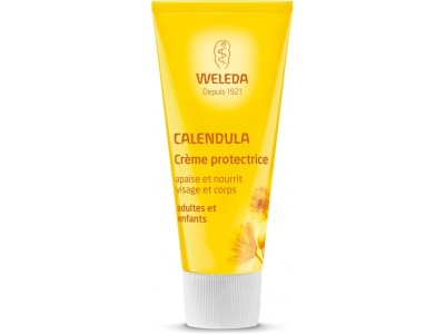 Hygiène Weleda crème corps